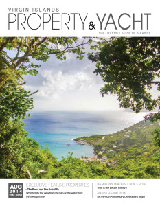 Virgin Islands Property and Yacht August 2014