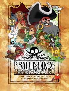 PIRATE ISLANDS PORTRAIT COVER